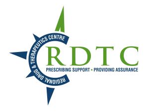 Regional Drug & Therapeutics Centre - RDTC logo